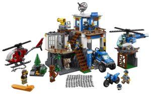 Lego Bergpolizei