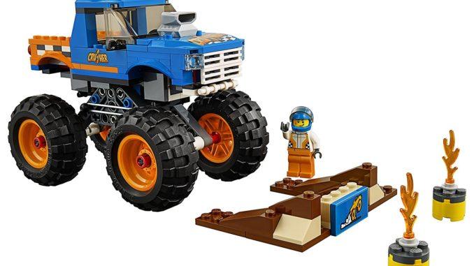 Lego 60180