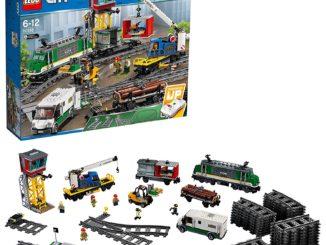 Lego 60198 - Güterzug