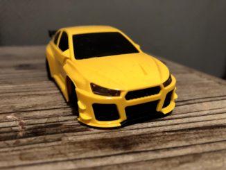 Drift Racer Gelb Gymkhana Edition Bild