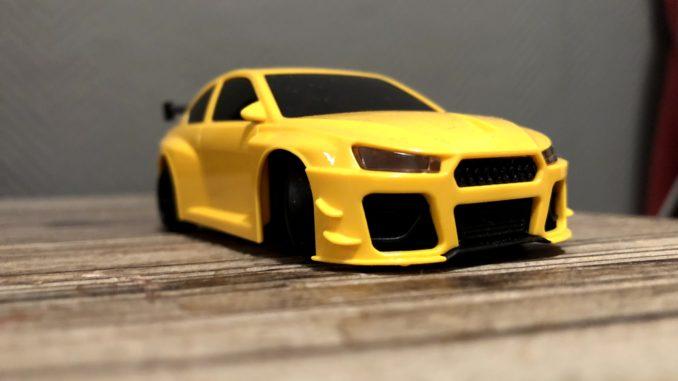 Drift Racer in Gelb - Gymkhana Edition