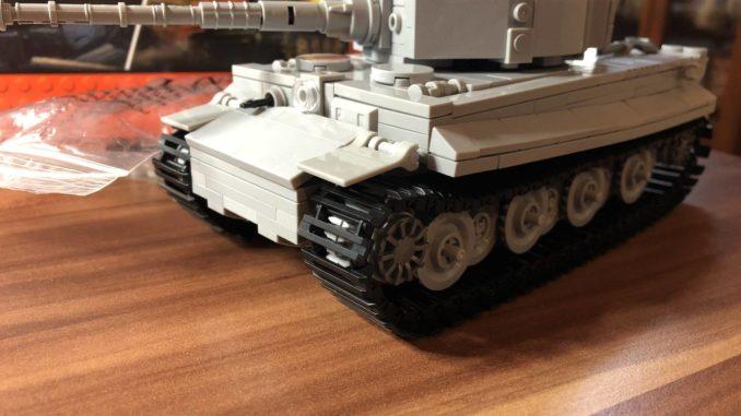 Bluebrixx Lego Panzer