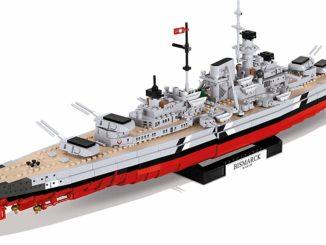 Lego Bismarck