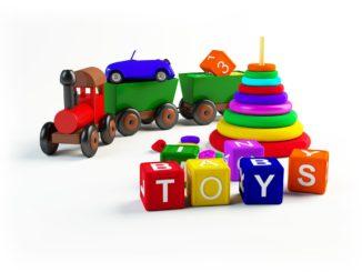Über 30 Spielsachen für Kinder ab 1 Jahr
