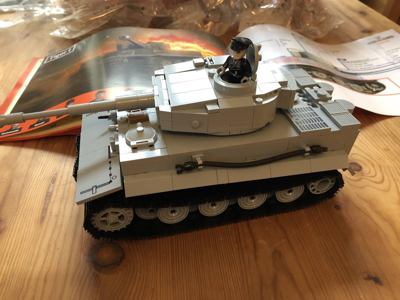 Cobi 3000 Panzer