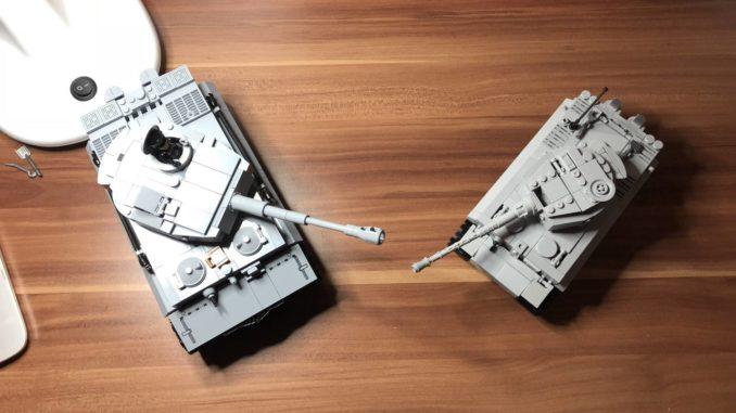 Lego Militär Modelle - Lego Panzer