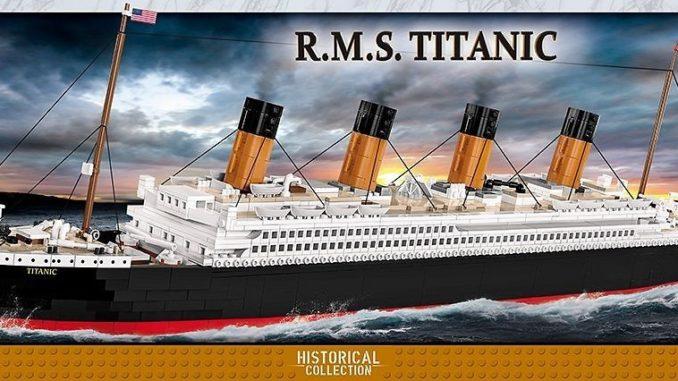 Cobi 1918 / 1916 Titanic