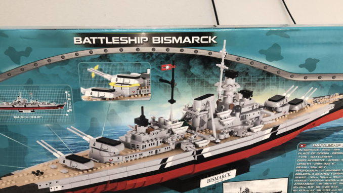 Cobi 4810 Bismarck