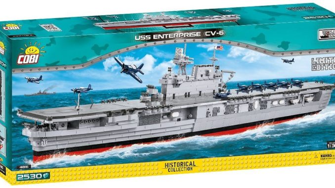Cobi 4816 USS Enterprise
