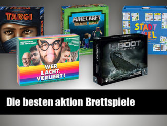 Action Brettspiele
