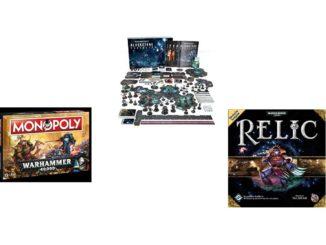 Warhammer Brettspiele