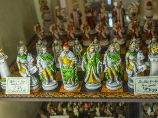 Welche Brettspiele gab es im Mittelalter